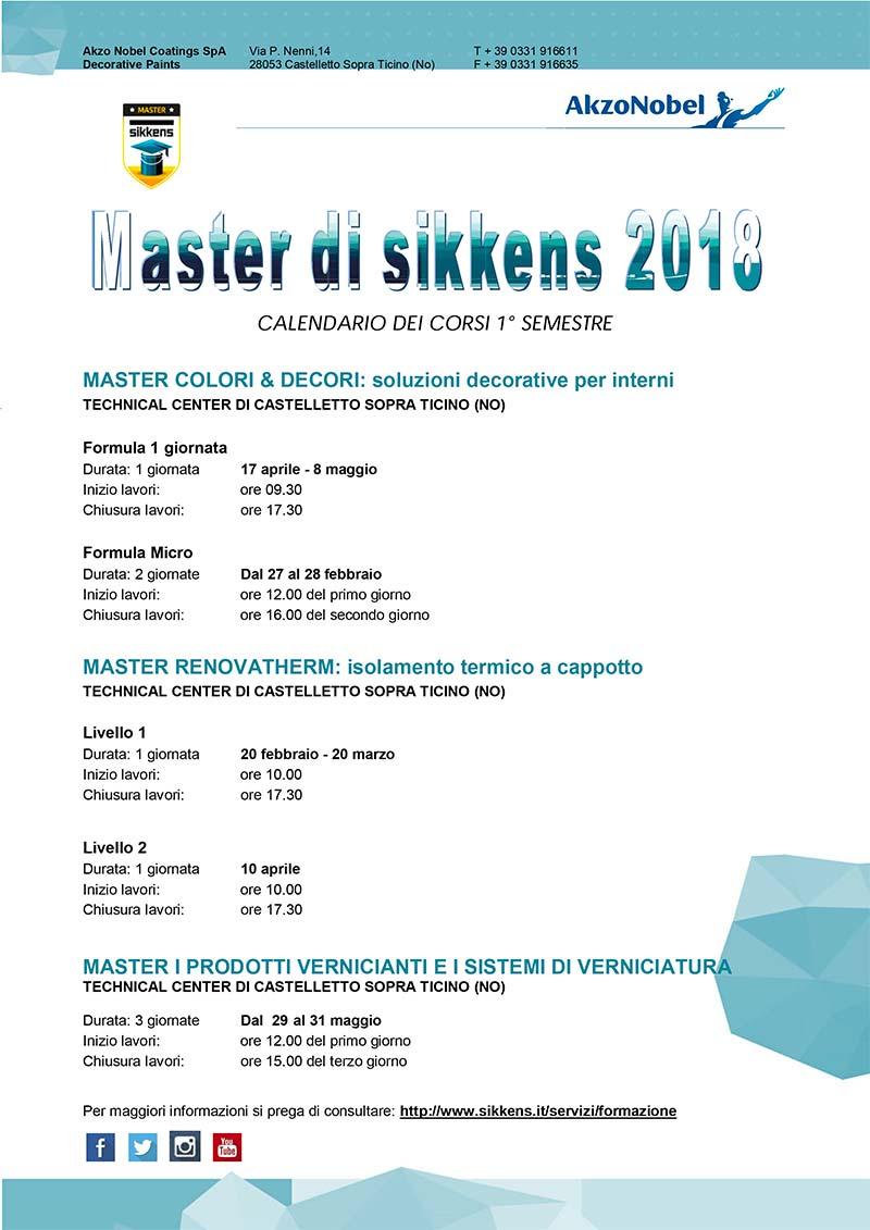 Calendario-Master-di Sikkens 1 sem 2018_CST