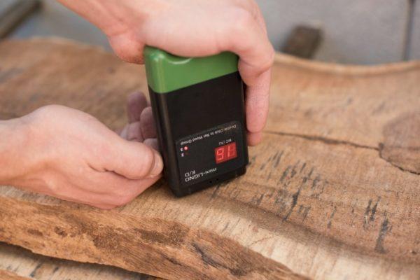 controllo umidità protezione del legno