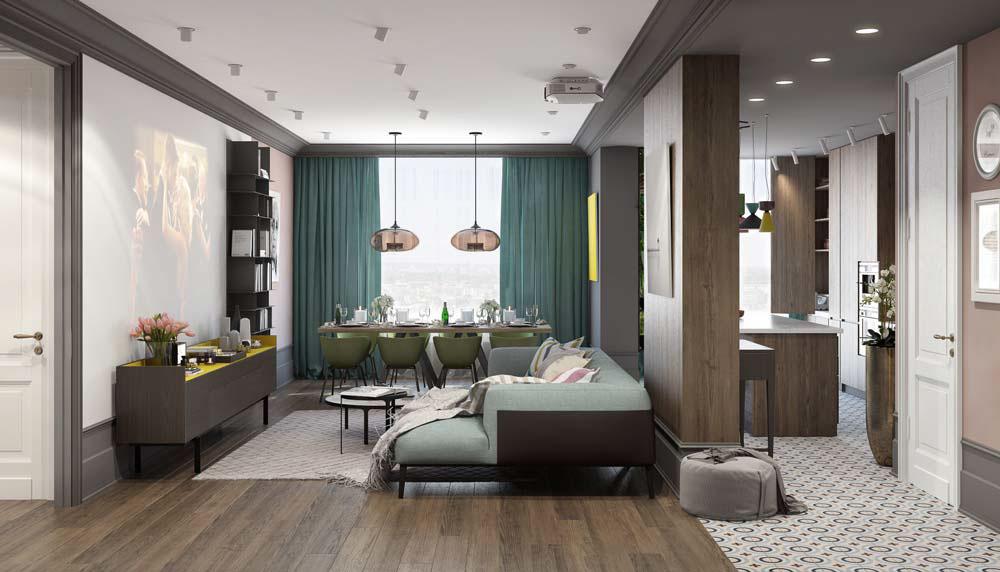 idee e colori per la casa